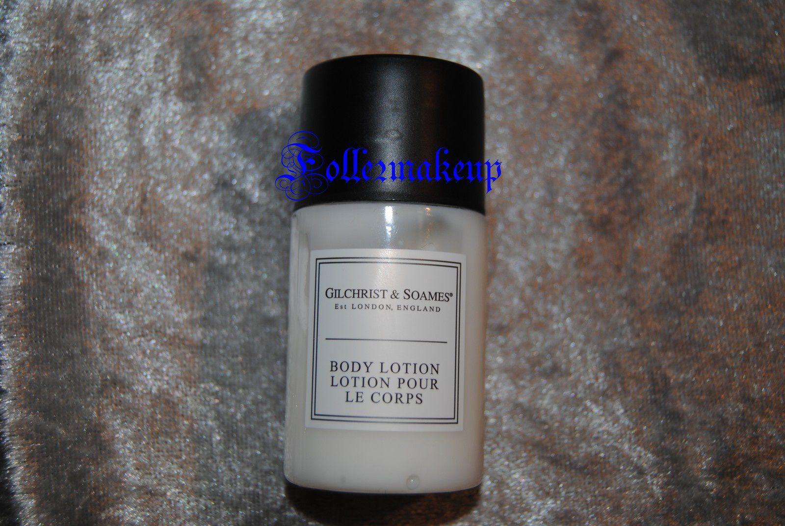 Lotion pour le corps de GILCHRIST & SOAMES (236mL - 16.35€)