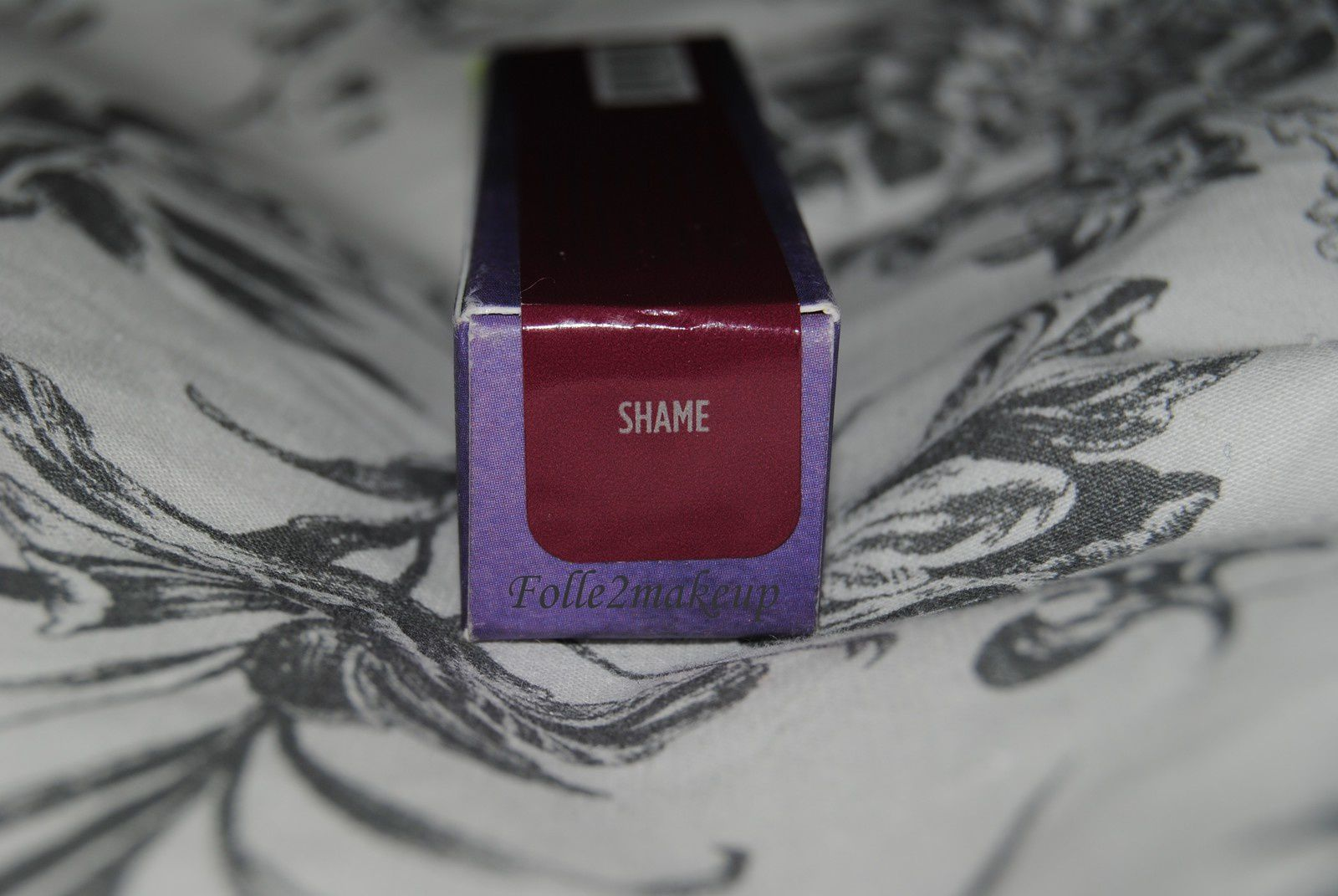 Le Revolution Lipstick, Shame de URBAN DECAY