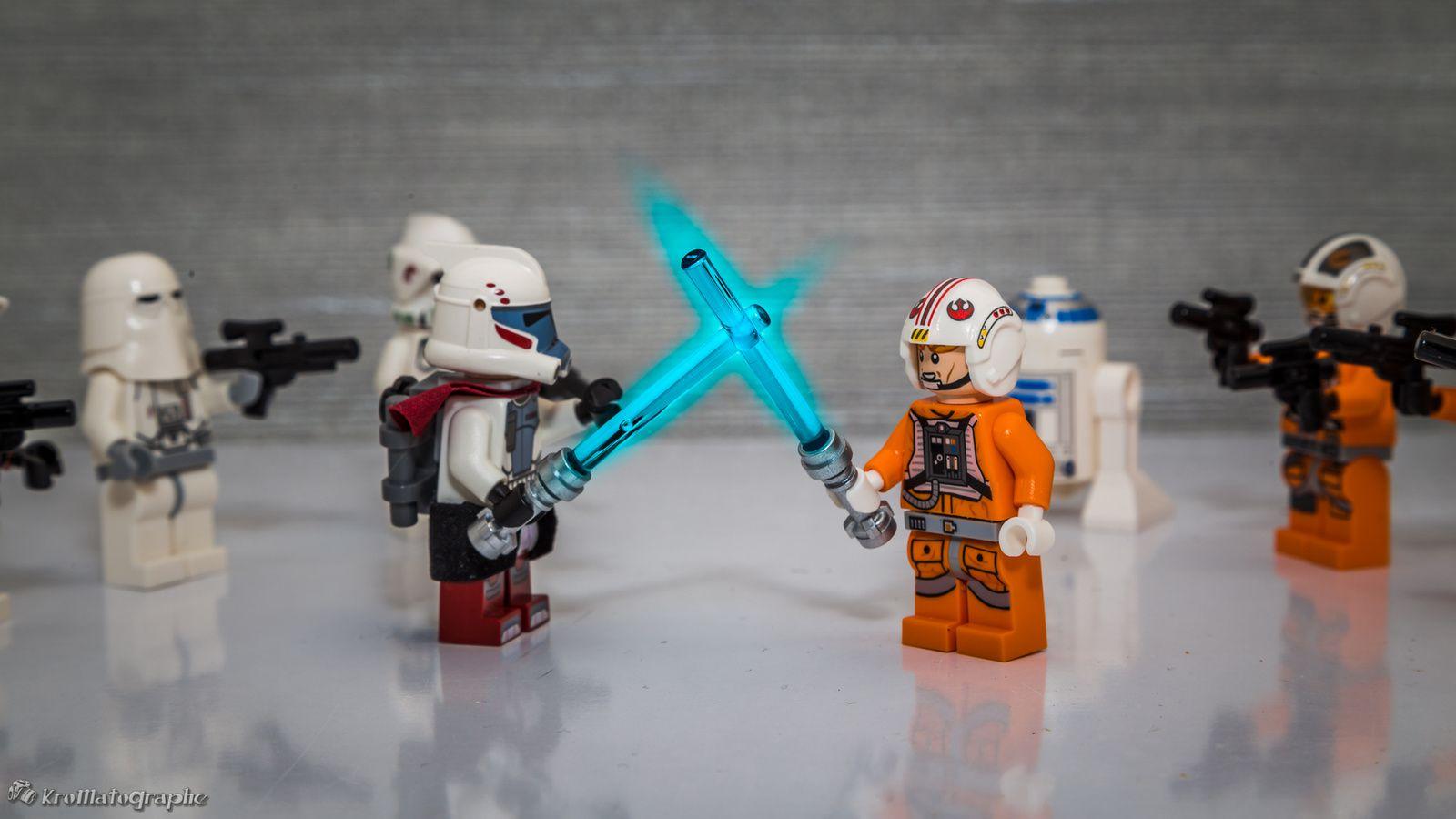 Let's Go pour les legos !