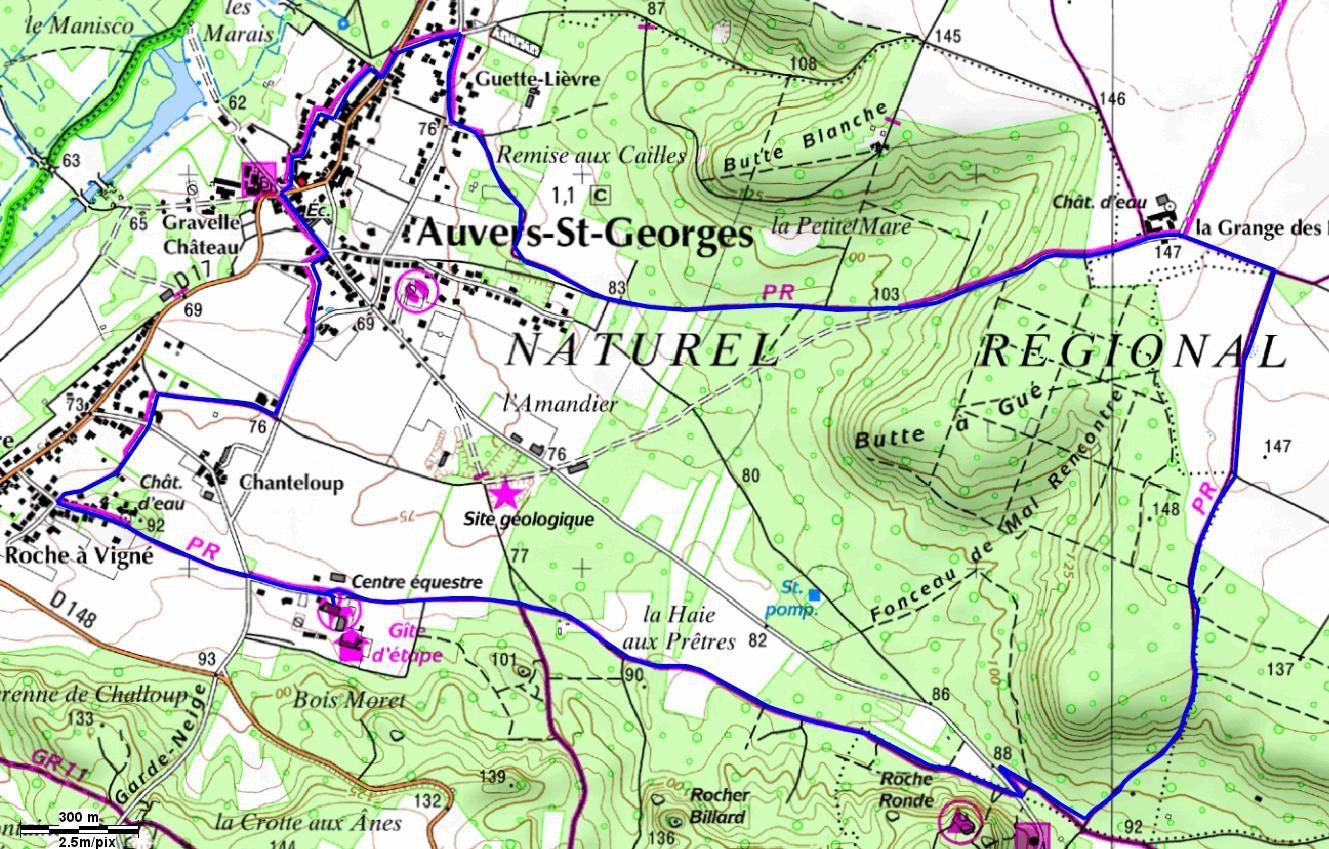 La Matinale d'Auvers - 9,5 km