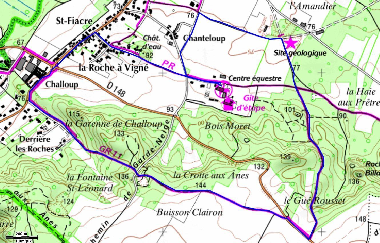 La Disgestive d'Auvers -6,5 km