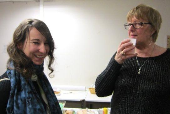 Photos de Nicole et Josette.