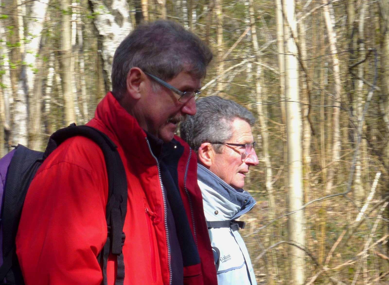 05 avril 2015 - Forêt de Rougeau