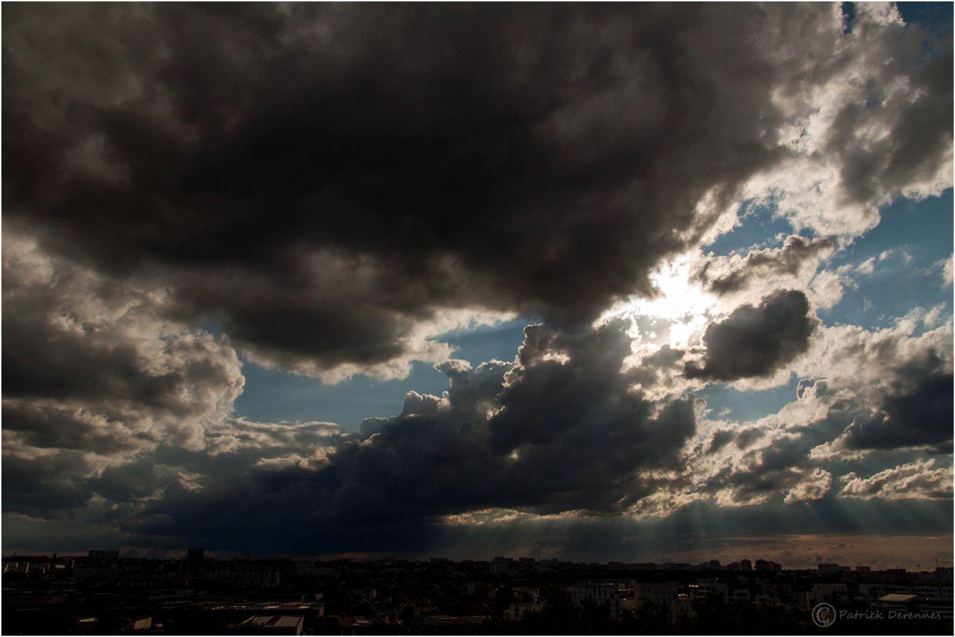 Ciels nuageux