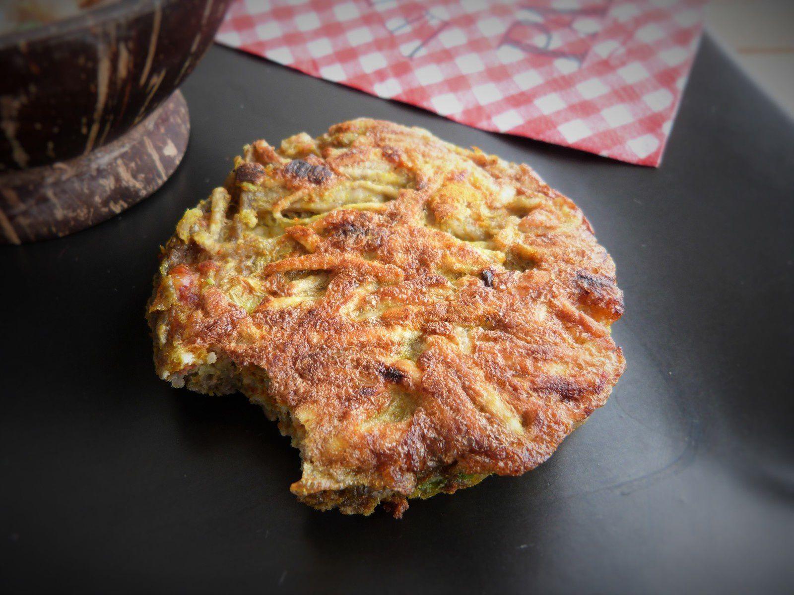Galettes de Patate Douce au Chorizo - Les Voyages de Gridelle