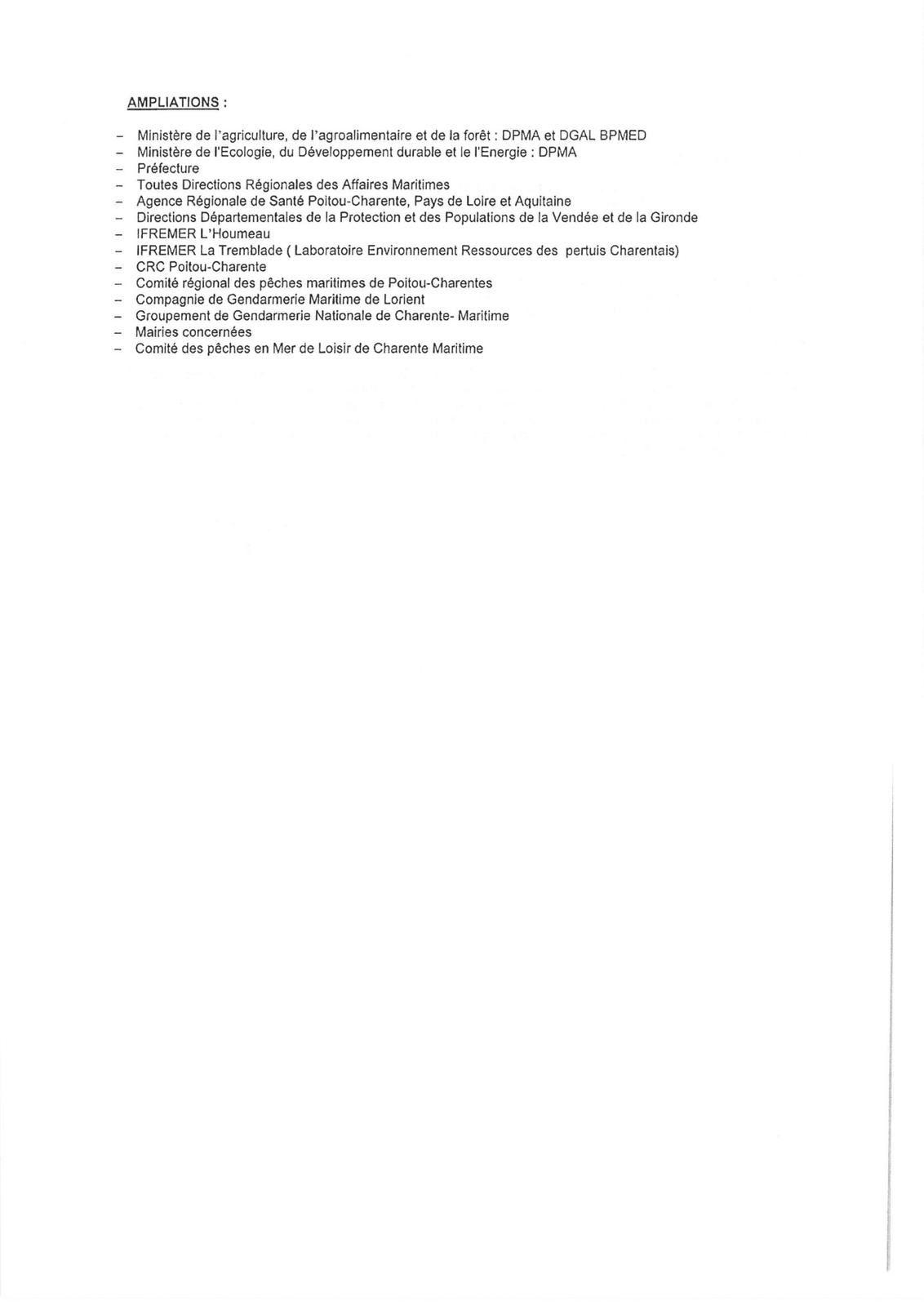 Arrêté préfectoral  n°15-3093 du 17 novembre 2015