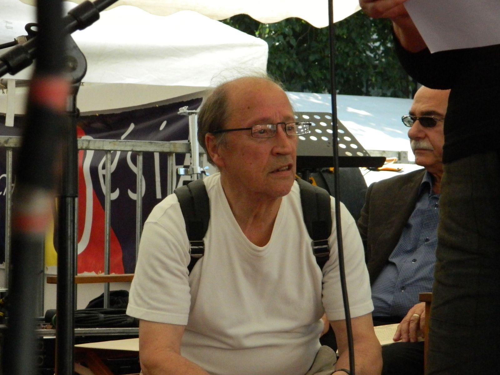 Jean Pierre Lesieur, poète et éditeur