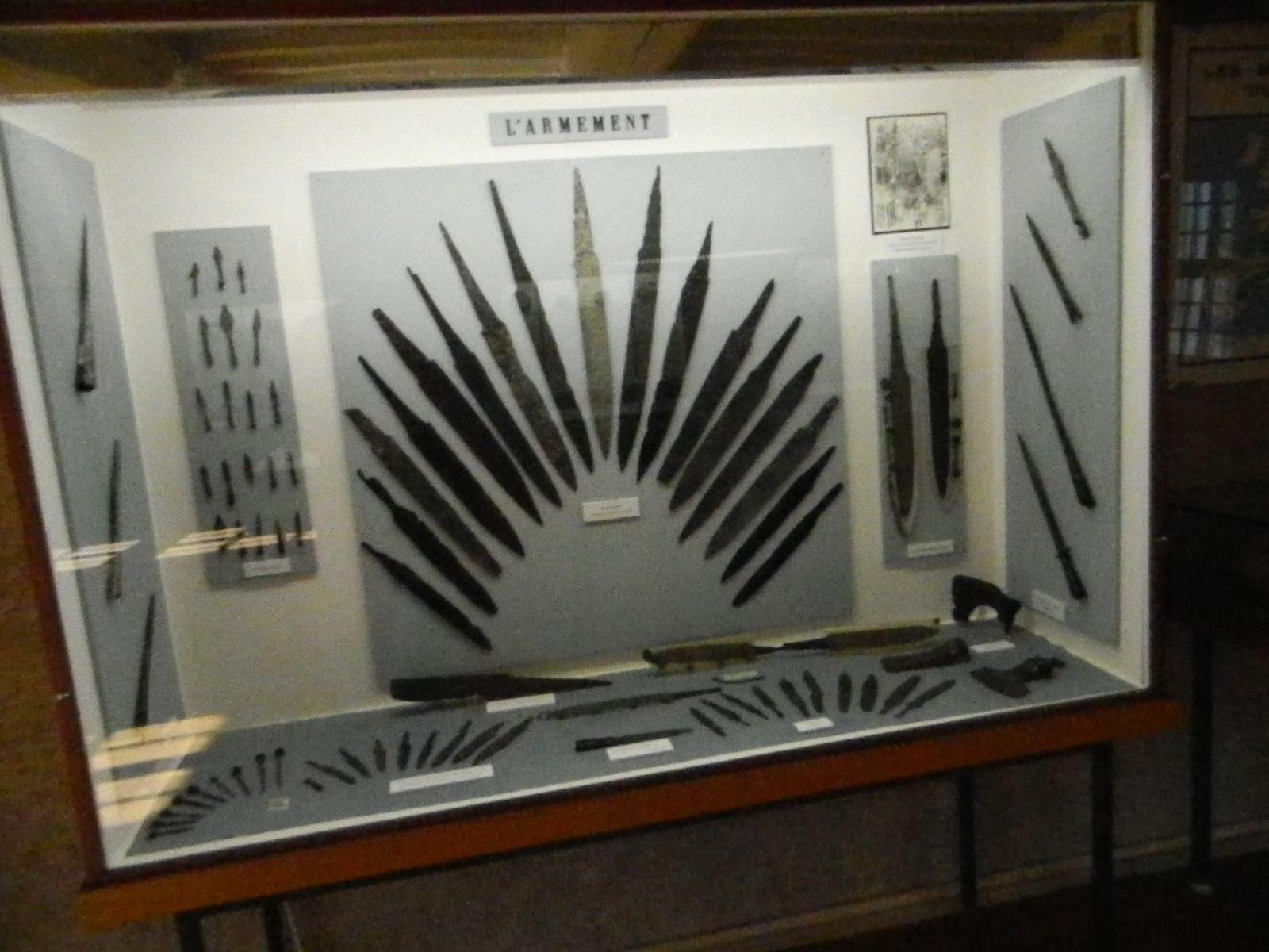 Un remarquable Musée de l'Histoire régionale, une volonté pédagogique toujours présente