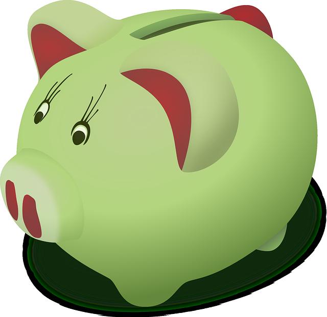 Epargnez vous des soucis, faites confiance à votre cochon.C'est toujours banco !!!