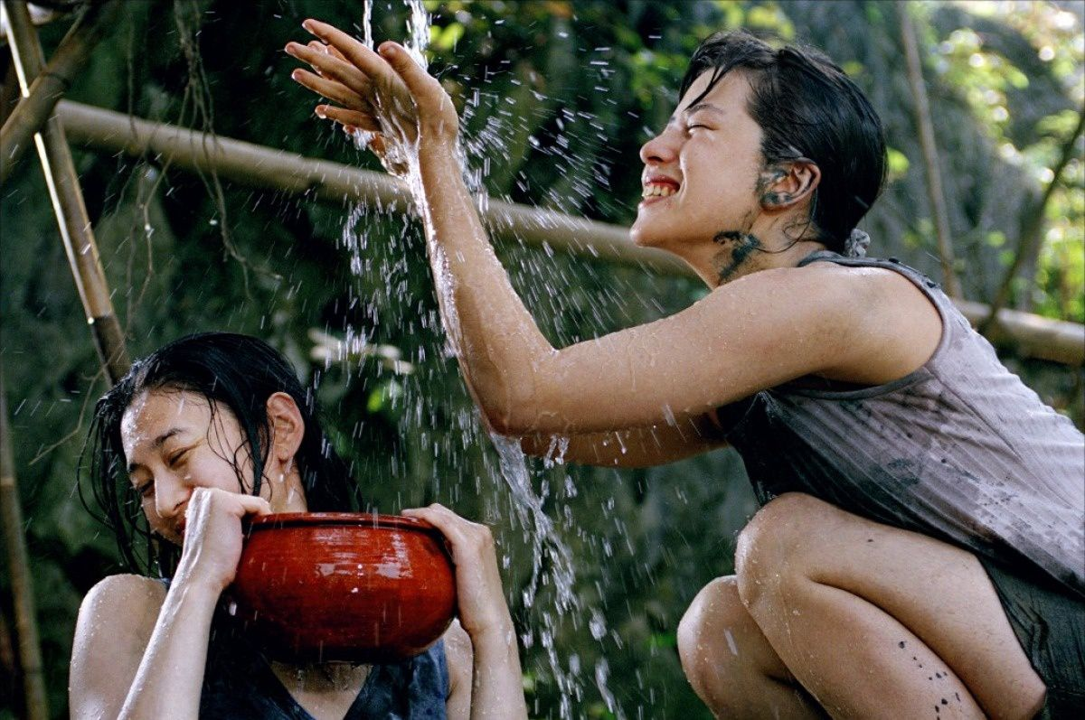 Les Filles du Botaniste - [En:The Chinese Botanist's Daughters] - Dai Sijie (2006)