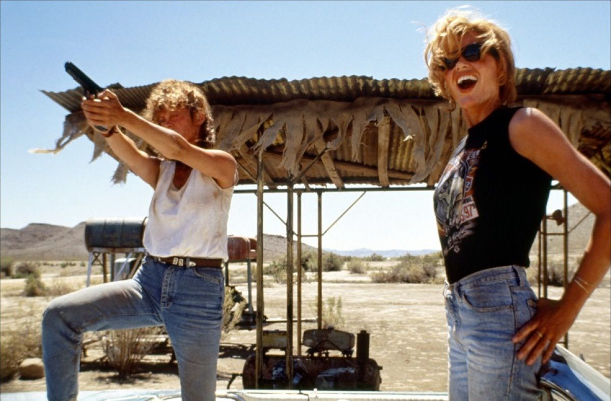 Thelma and Louise - Ridley Scott 1991