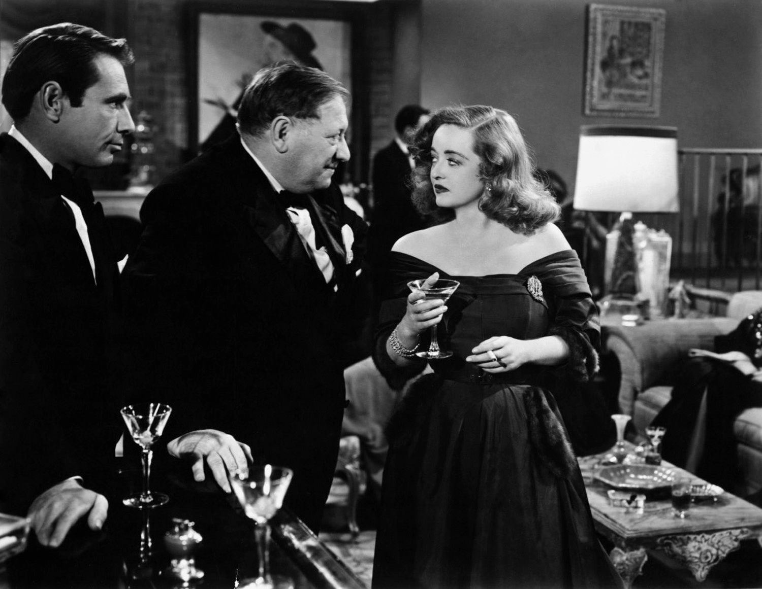 Eve [En:All About Eve] -  Joseph L. Mankiewicz (1950)