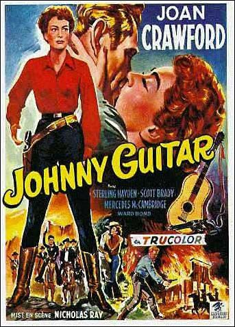 "Vu ""Johnny Guitare!"" Je le recommande. / Saw ""Johnny Guitar"" I recommend it!"