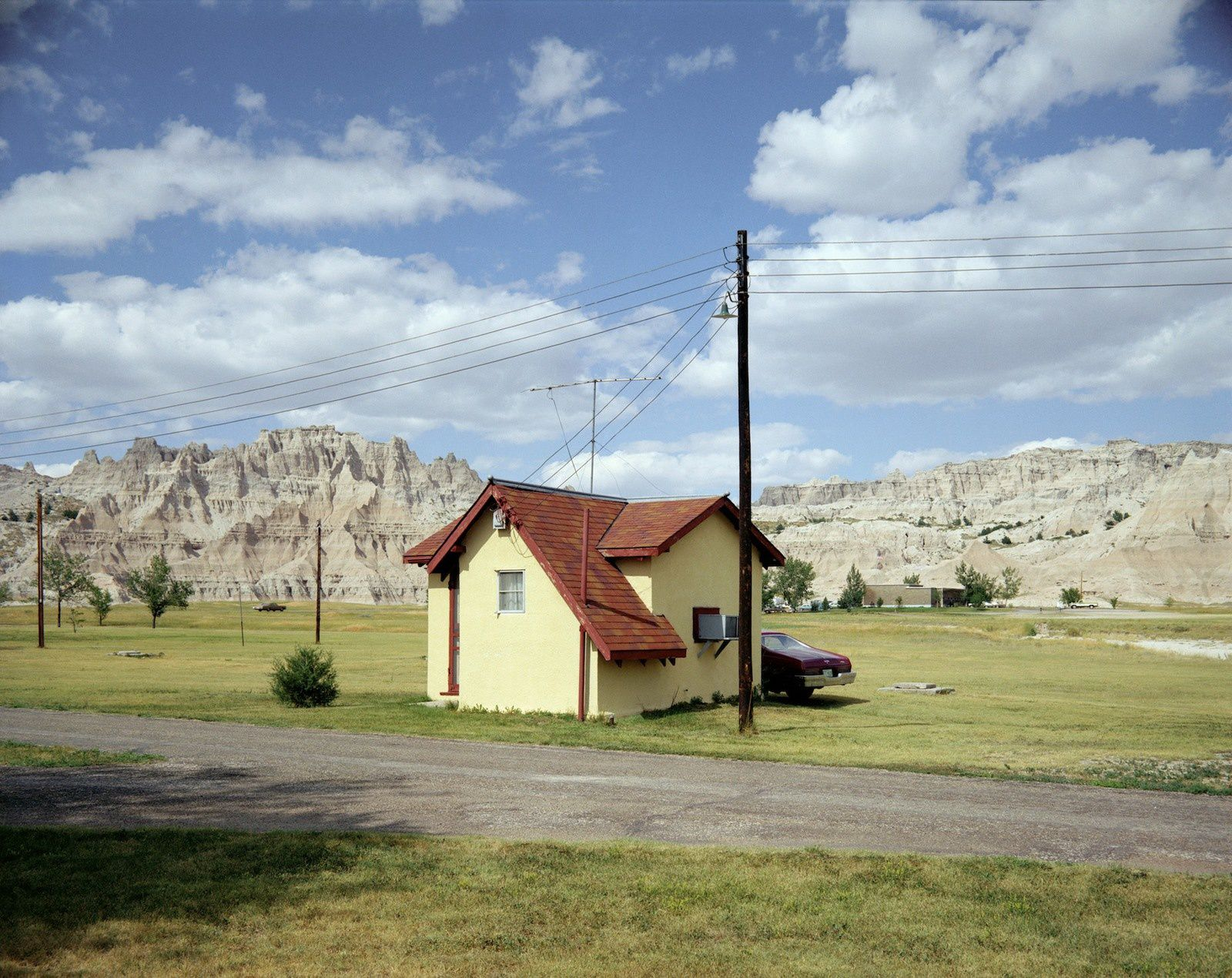 Photo by Stephen Shore - Via: yatzer.com