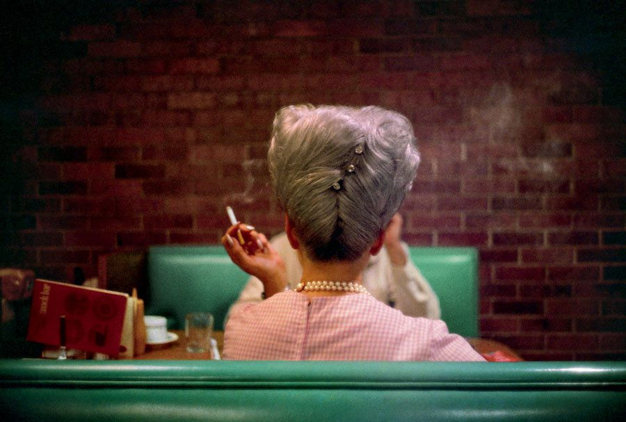 Photo by William Eggleston - Via: www.publico.pt