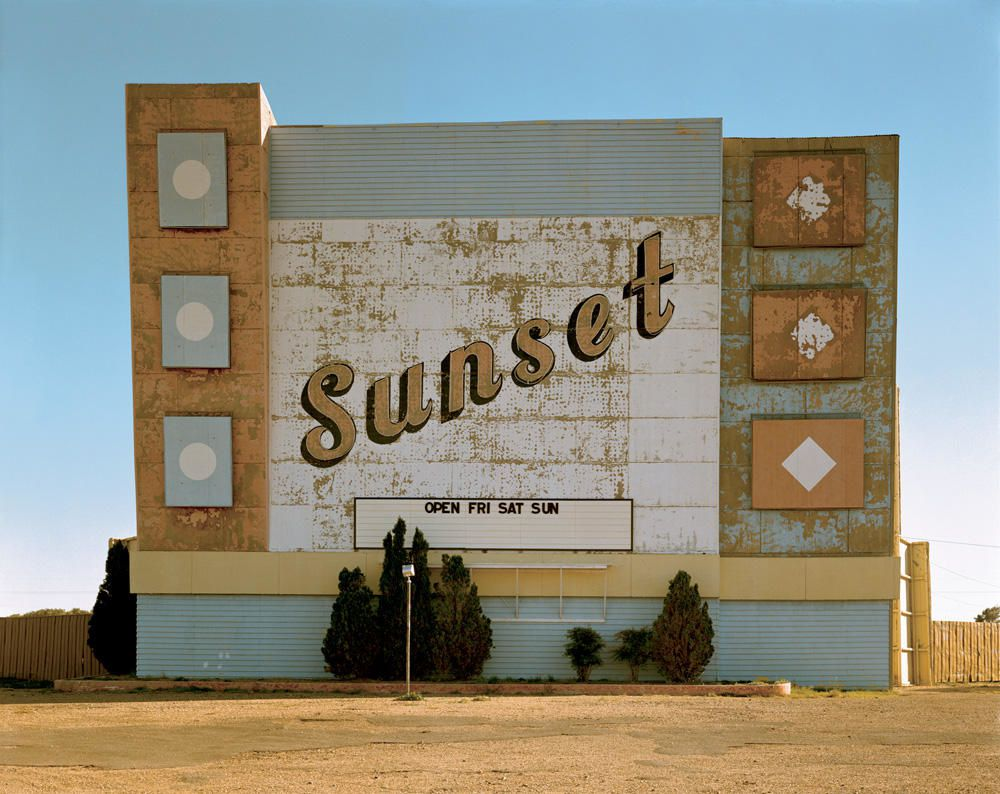 Photo by Stephen Shore - Via: theguardian.com