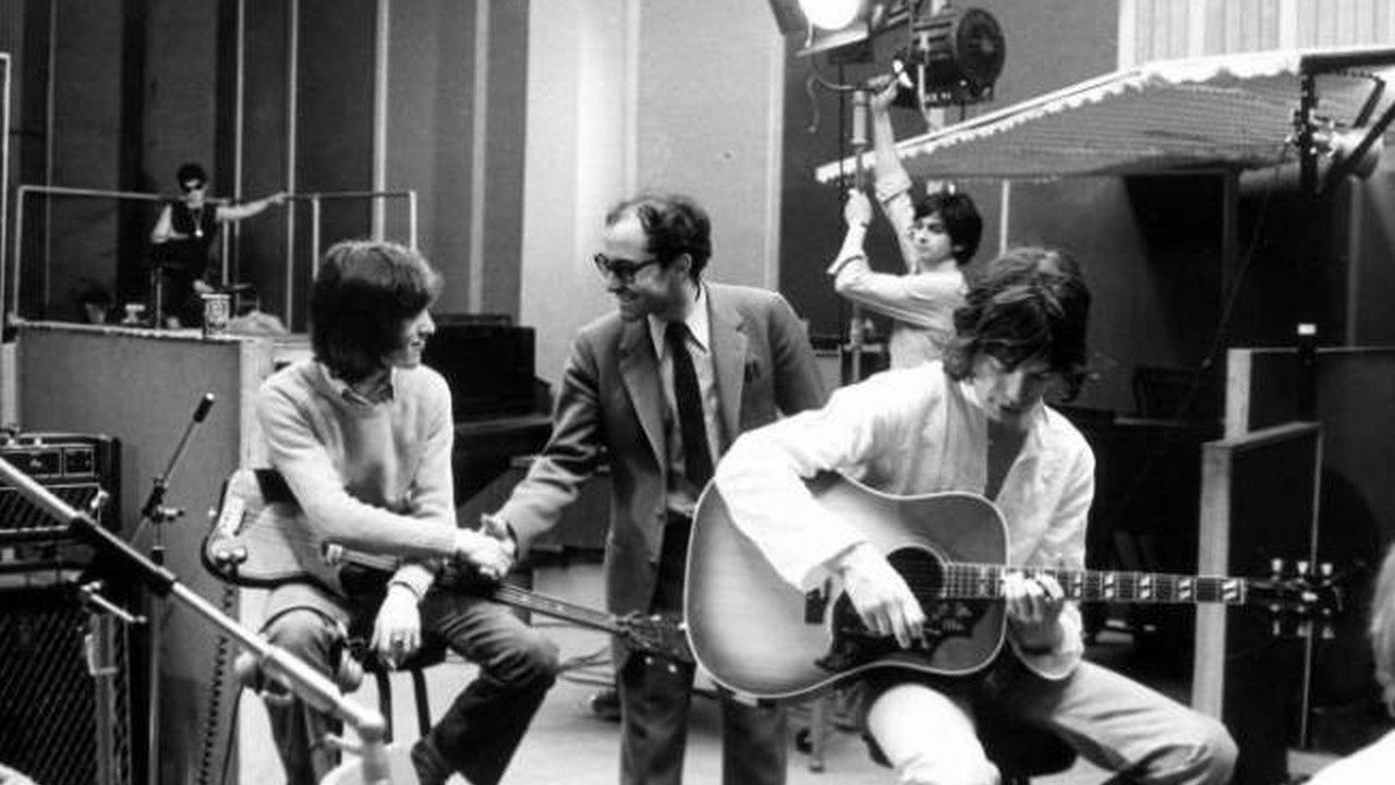 "Sur le tournage de ""One + One"" (ou ""Sympathy for the Devil"") de Jean-Luc Godard (1968)/ On the set of ""One + One"" (or ""Sympathy for the Devil"") by Jean-Luc Godard (1968)"
