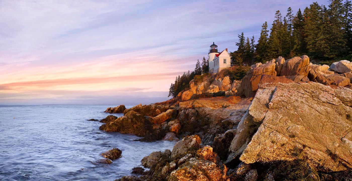 Acadia National Park - Via: planetware.com