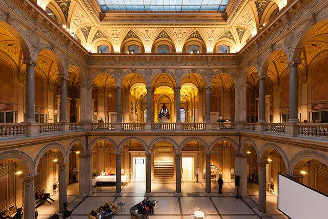 Österreichisches Museum für angewandte Kunst, Vienna, Austria - Source: austriawanderer.com