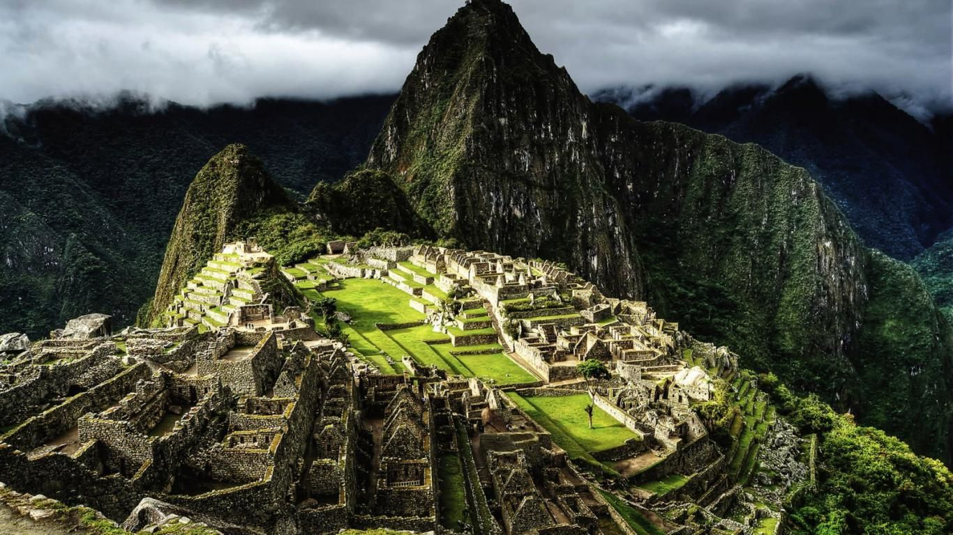 Machu Picchu, Andes Mountains, Peru - Source: eatours.com