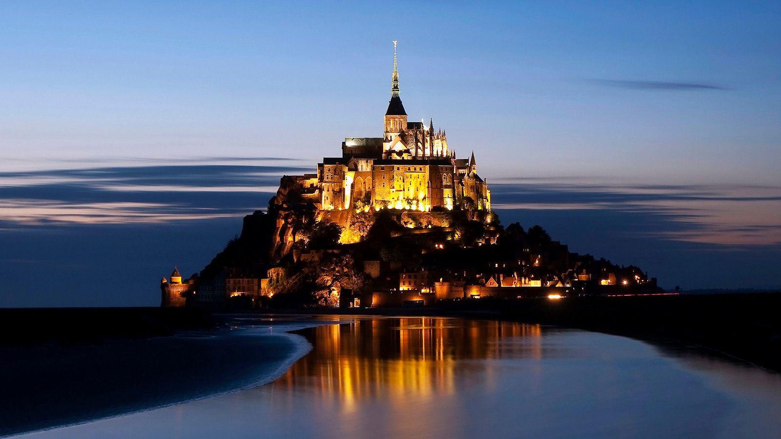 Mont Saint Michel - Source: www.maxisciences.com