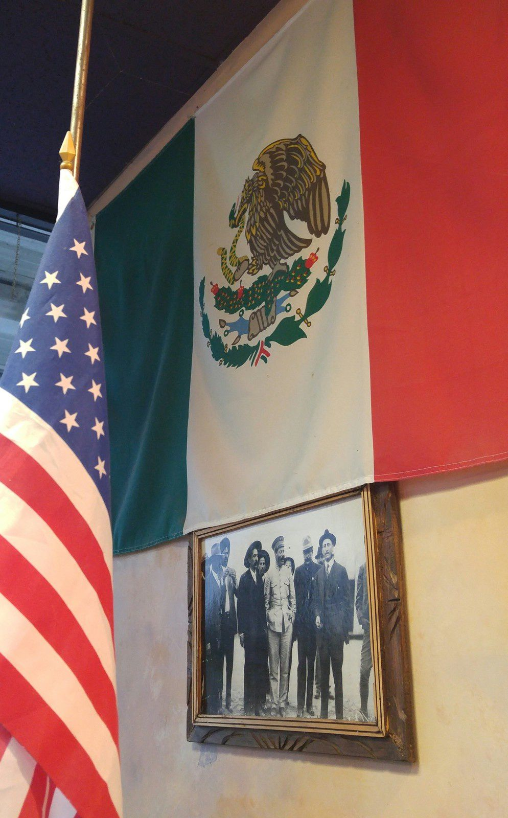 Mexican American - May, 15th 2016  © Anne Errelis-Phillips
