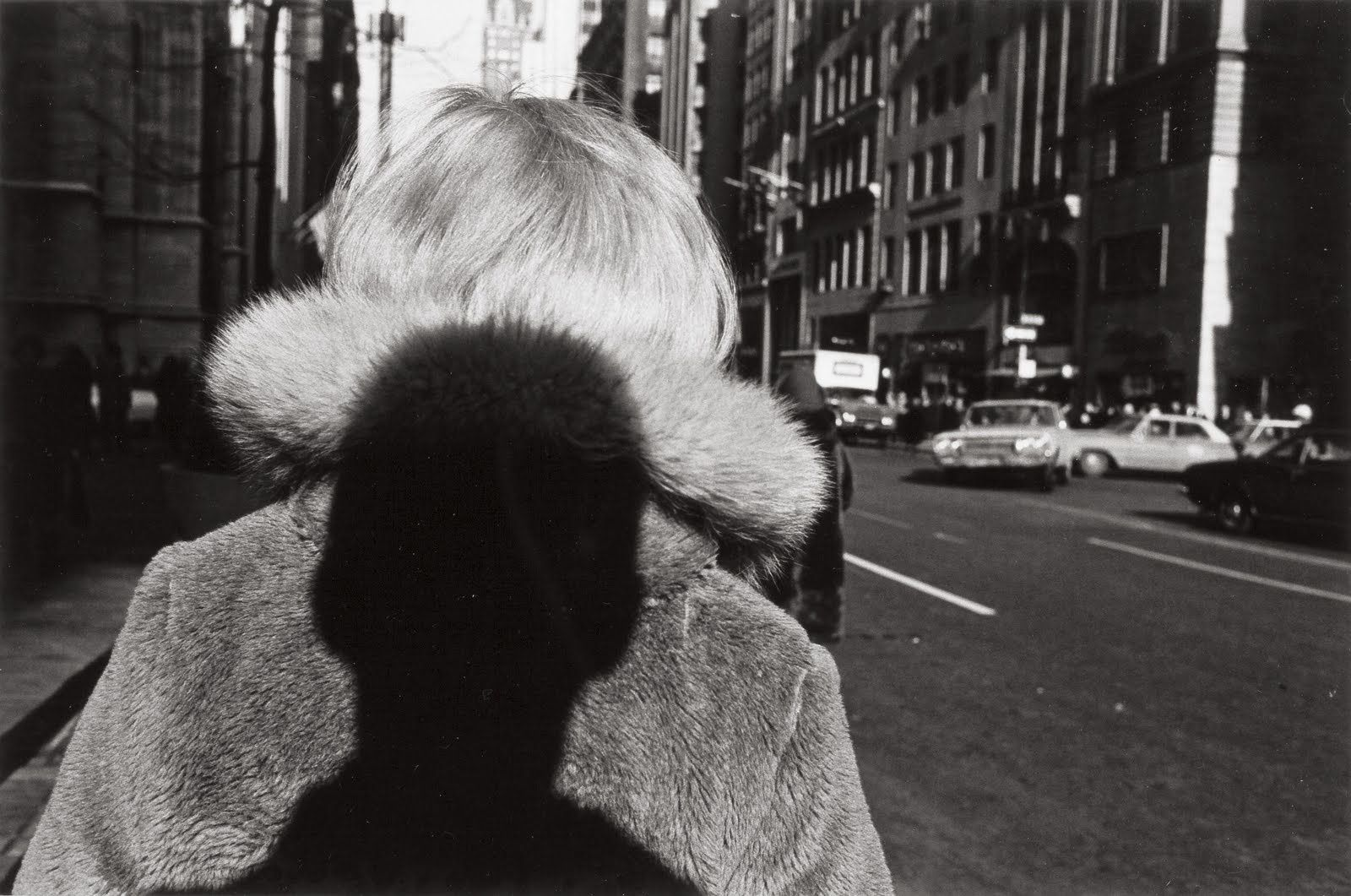 Photo by Lee Friedlander - Via: thisisanauthorsblog.wordpress.com