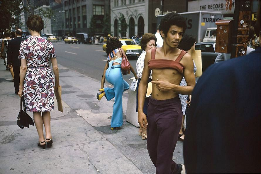 Photo by Joel Meyerowitz - Via: artblart.com