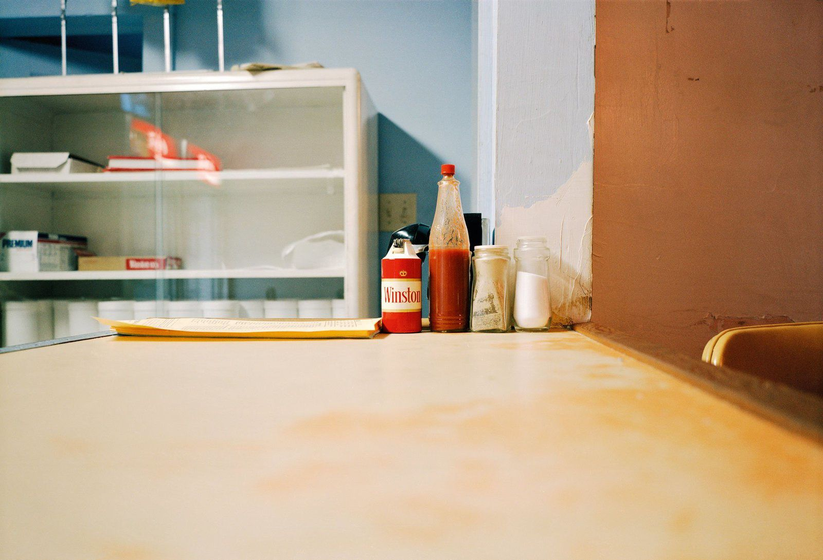 Photo by William Eggleston - Via: vogue.com