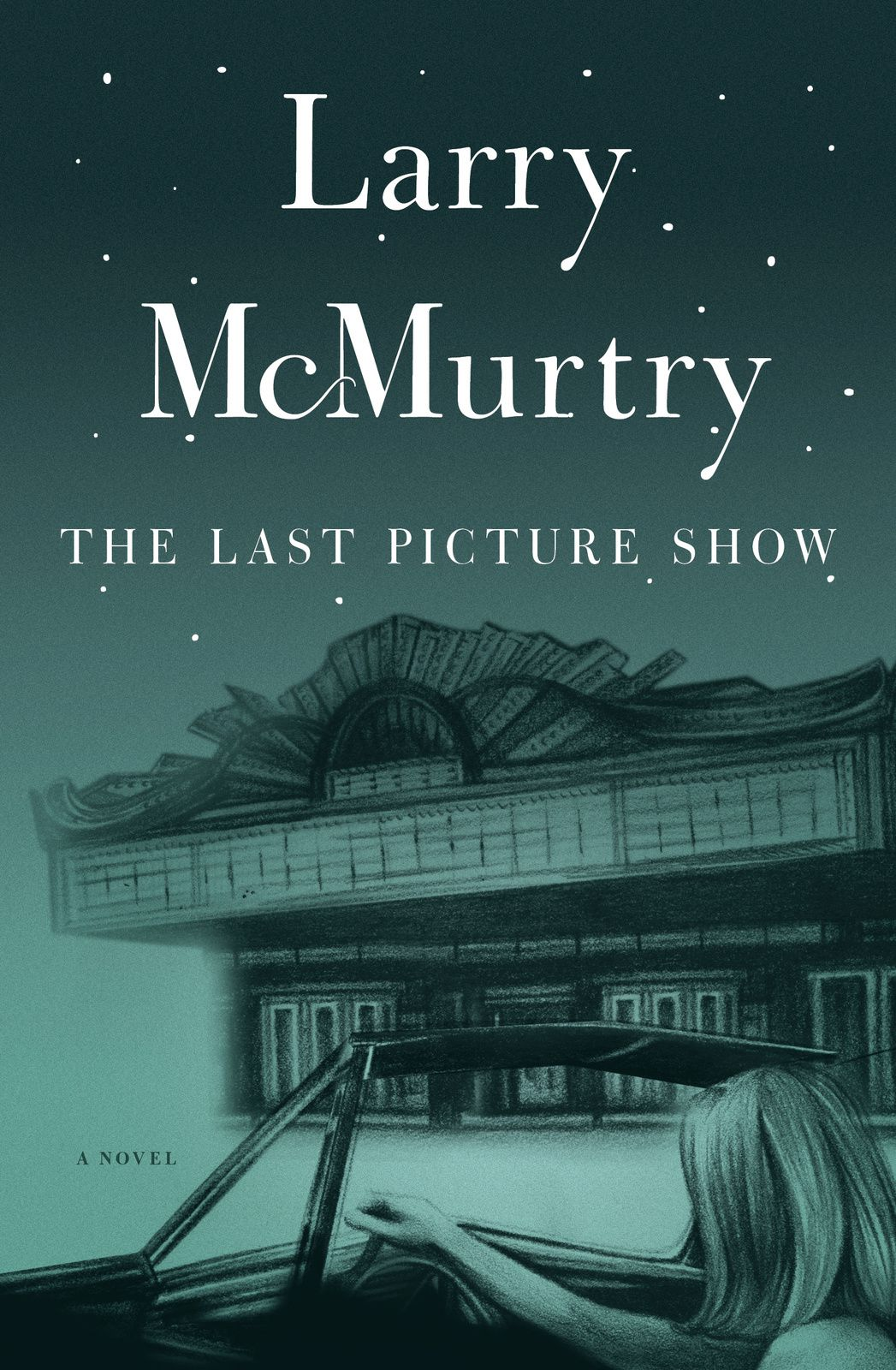 Larry McMurtry, The Last Picture Show - Simon & Schuster, Inc.