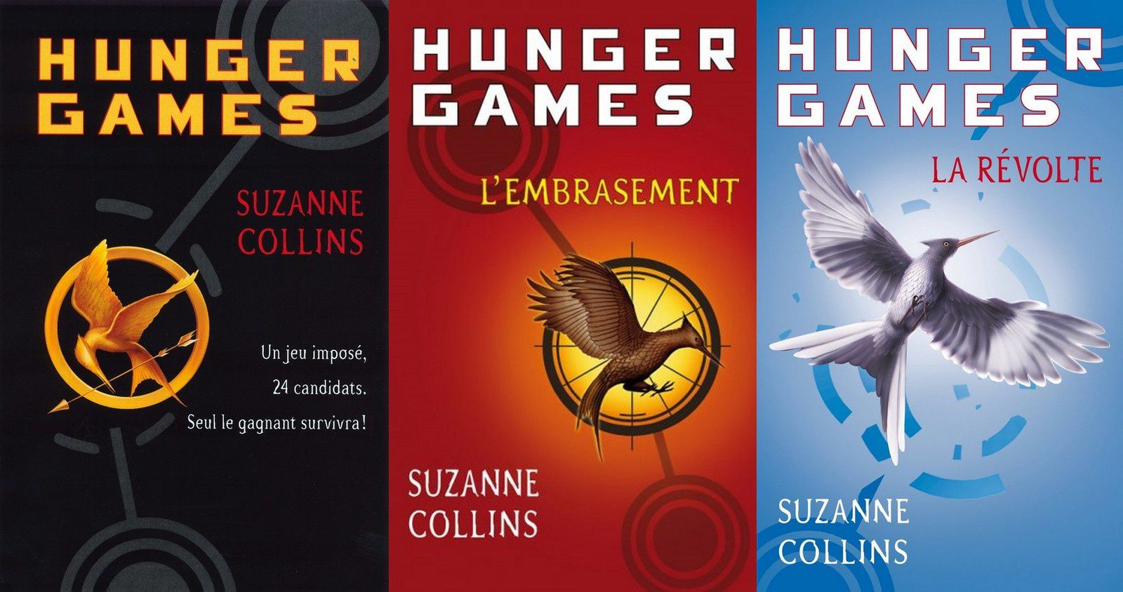 Hunger Games - Trilogie - Suzanne Collins