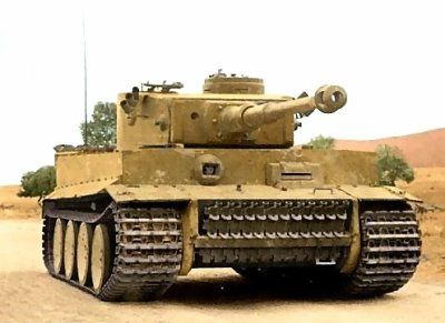 tigre tunisie