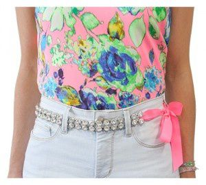 DIY : Ceinture fashion