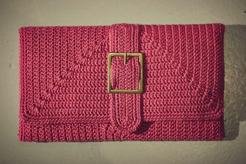 Patrons &amp&#x3B; modèles gratuits des pochettes au crochet