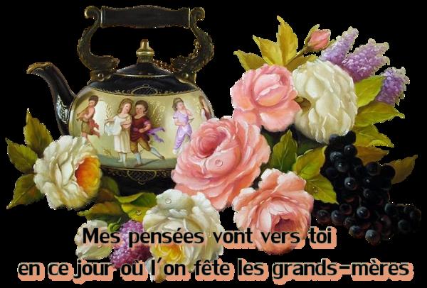 Bonne fête des grand-mères