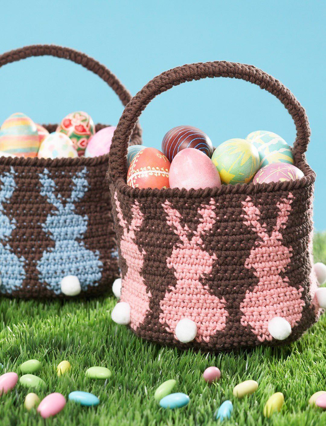 Patrons &amp&#x3B; modèles gratuits au crochet spécial Pâques