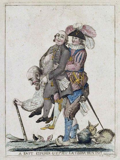 4 août 1789 : abolition de l'Ancien Régime