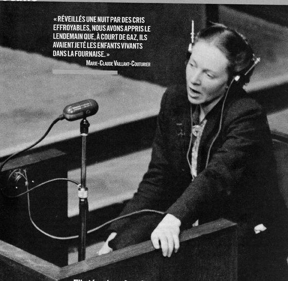 20 novembre 1945, début du procès de Nuremberg