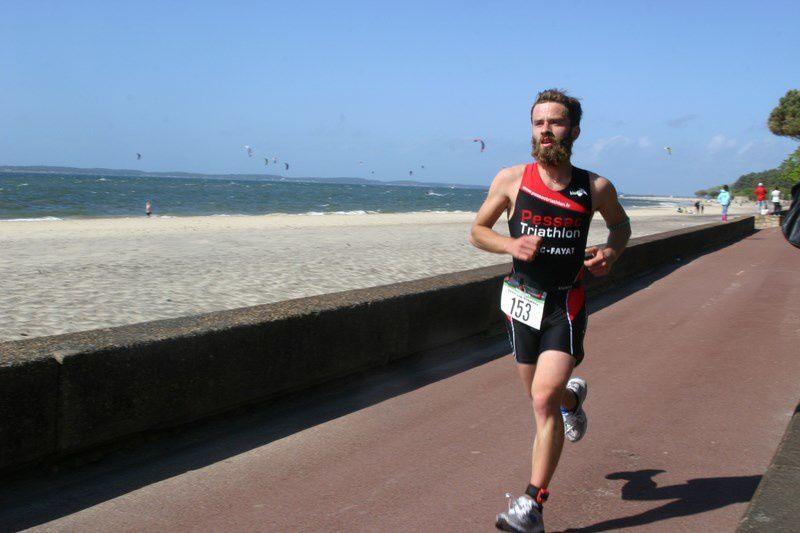 Triathlon d'Arcachon 2014