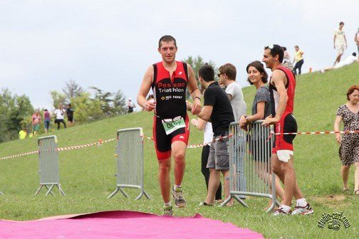 Triathlon du Lauragais 2014