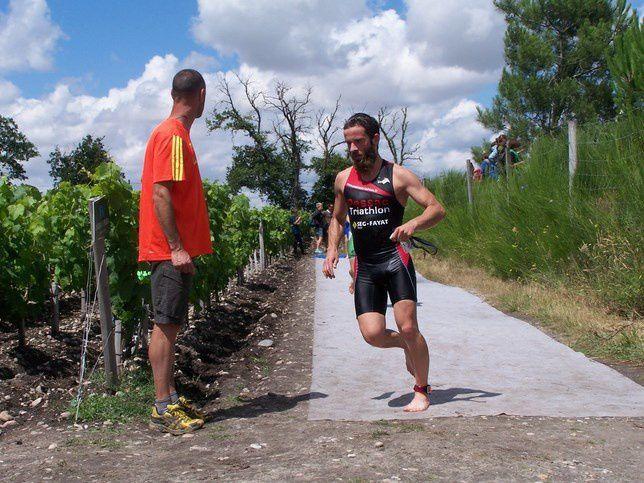 Triathlon des châteaux 2014 (Arsac)