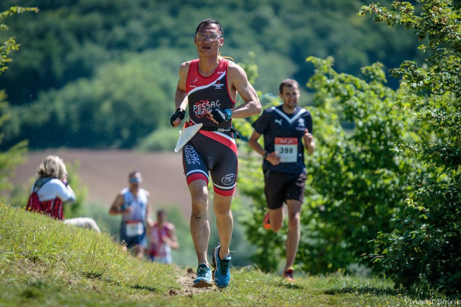 Triathlon de l'Agenais