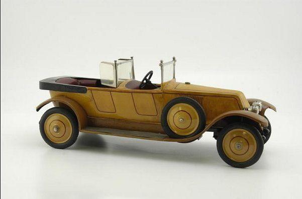 7395: Grandes voitures de luxe JEP Rolls Royce &amp&#x3B; Hispano Suiza