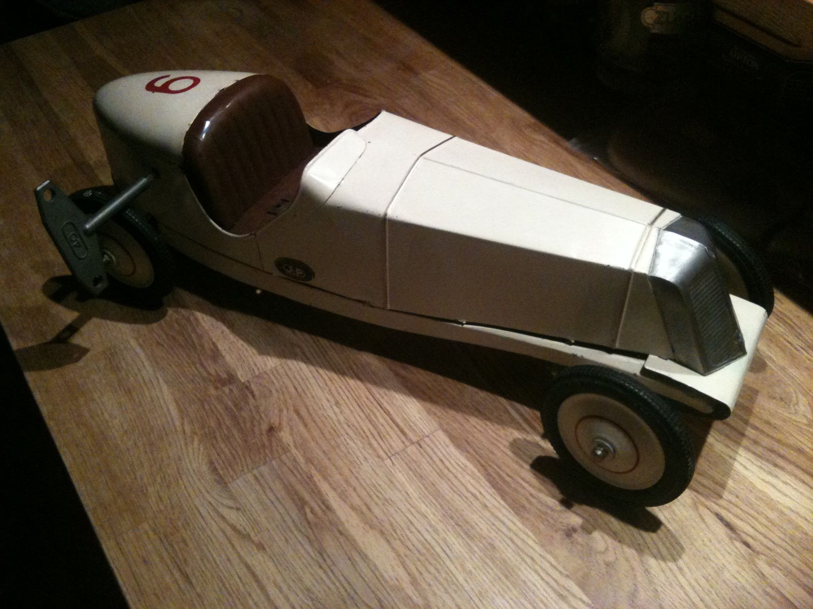 7393 &amp&#x3B; 7394: Grande Delage &amp&#x3B; Renault de course