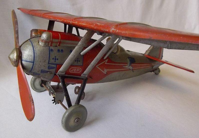 Avion Dewoitine et Hydravion JEP
