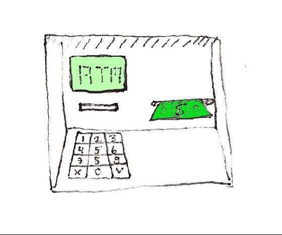 Gefahren beim Reisen: Geldbezug am Bankomaten
