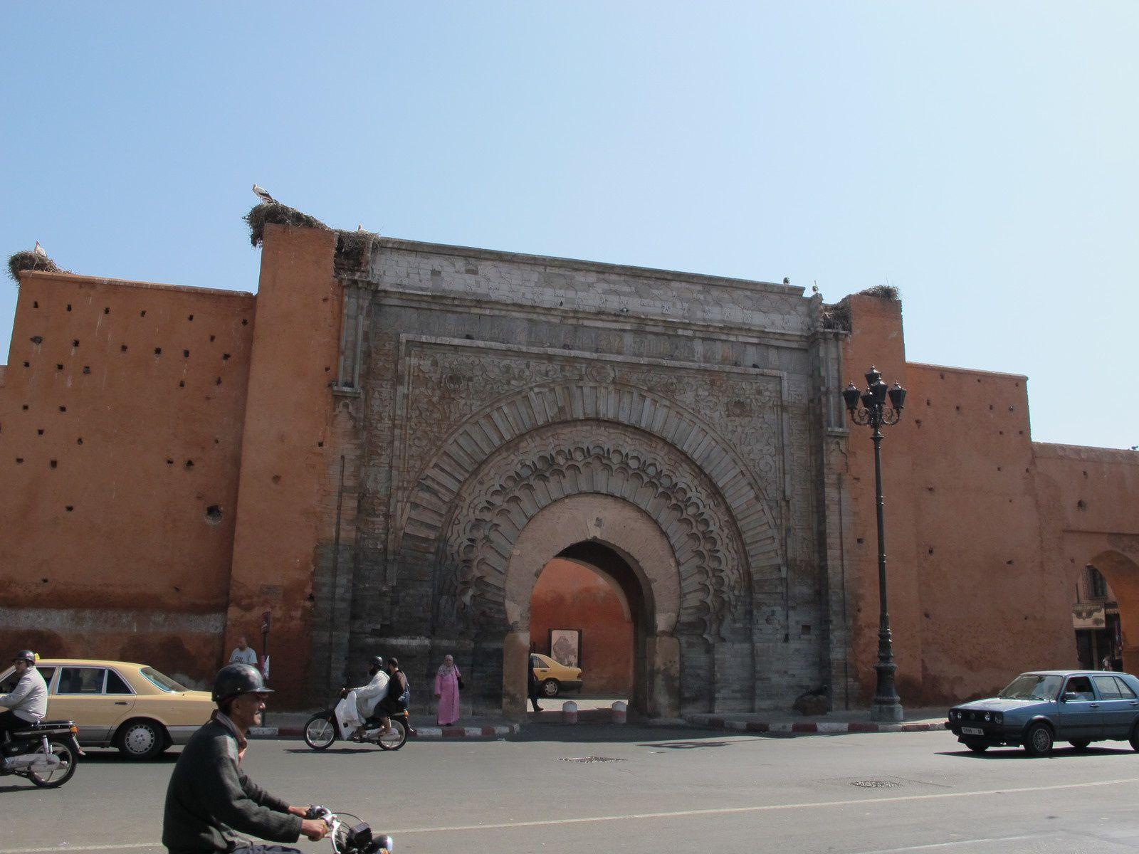 Ein Tag in Marrakech, Marokko (mit Kind)