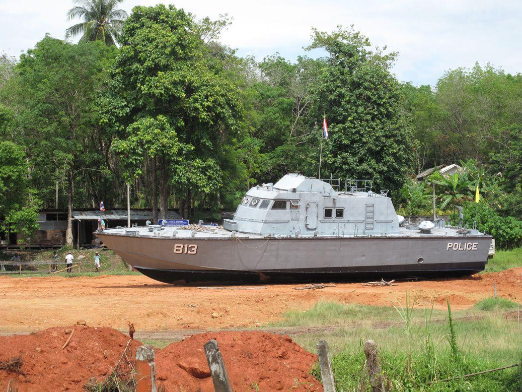 Boat 813  in 2013