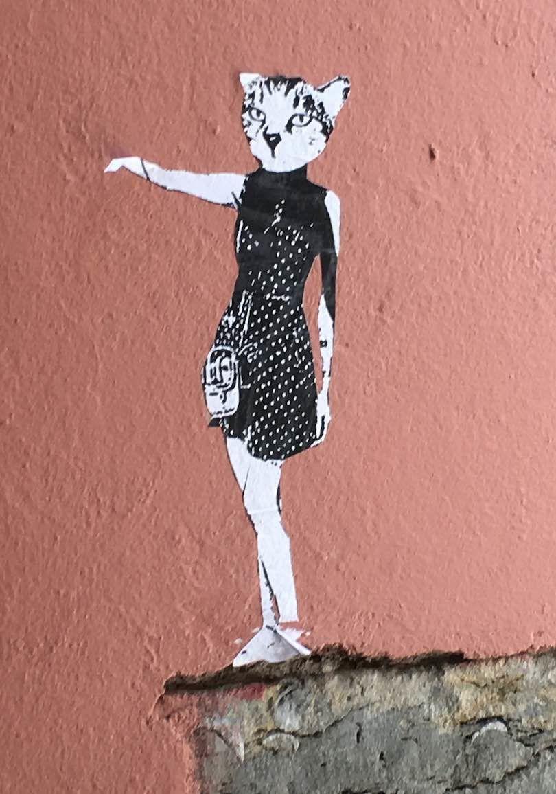 street art (Fourvière 2015, Lyon)