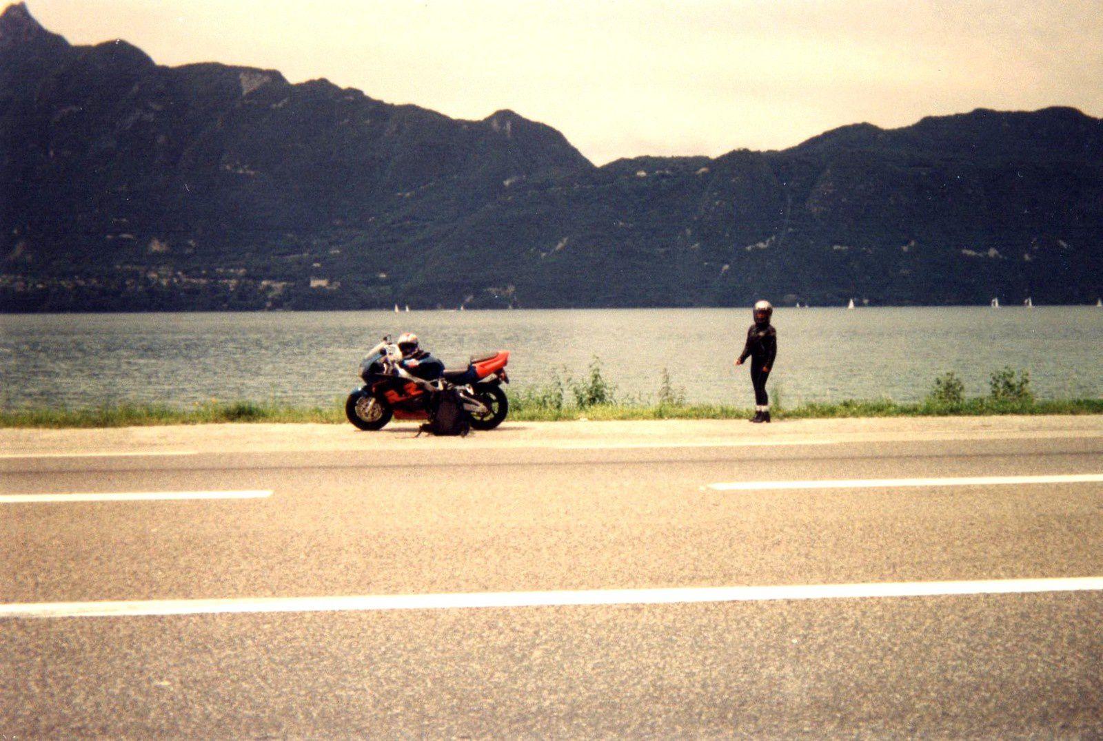 Choix de l'itinéraire et repos imposé ... Les fondamentaux du motard